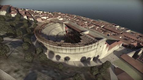 Há um documentário que desvenda parte da Lisboa romana por debaixo dos nossos pés | History 2[+or less 3].0 | Scoop.it