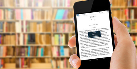 Borrow eBooks, Audiobooks, and More for Free with OverDrive for Android | Libraries | Scoop.it
