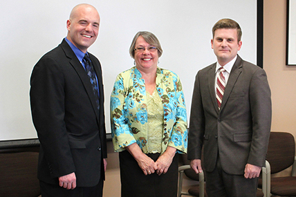 UT Library Council honors work on master agreements - News and Events - Libraries - The University of Tennessee, Knoxville   Tennessee Libraries   Scoop.it
