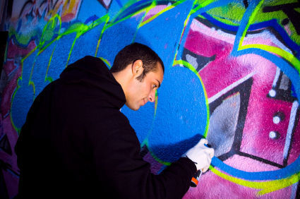 Famous Graffiti Artists | OFF THE CANVAS DESIGN | Scoop.it