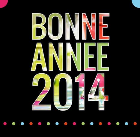 Bonne année et meilleurs voeux pour 2014 ! | Actualités de la boutique Tendances déco | Scoop.it