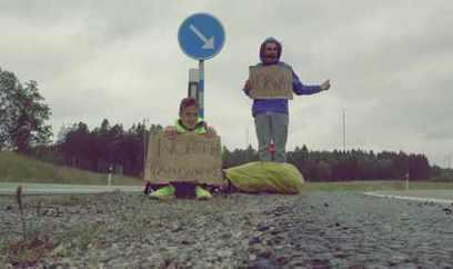 Da Bari in Norvegia con l'autostop: «Sì, c'è gente che riesce a fidarsi»   Barinedita - Testata giornalistica online   Auto-stop   Scoop.it