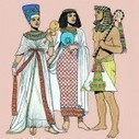Vestimentas del Antiguo Egipto | Afrikaanse Kuns | Scoop.it