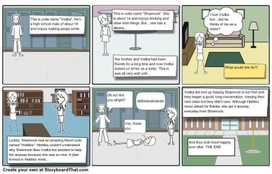 Welcome to Storyboard That – The FREE online storyboard creator for schools and businesses. | iPadsAndEducation | Scoop.it