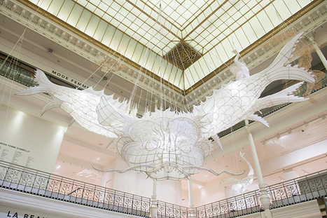 Exposition Ai Weiwei au Bon Marché | Les Gentils PariZiens : style & art de vivre | Scoop.it