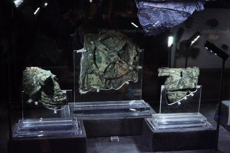 Ancient Greek Antikythera Mechanism reveals surprising advances in early science | LVDVS CHIRONIS 3.0 | Scoop.it