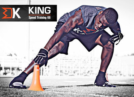 10 Best Speed and Agility Cone Drills   Football Strength and Conditioning   Scoop.it