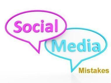 10 Top Social Media Mistakes You Should Not Make | Blogging Tips | Scoop.it