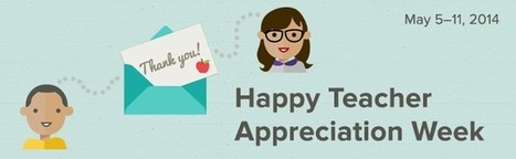 Do You Know a Teacher Who Deserves a Thanks? | Technology and K-12 Education | Scoop.it