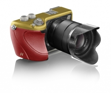 Hasselblad announces $10,000 Iron Man lookalike Lunar camera | Photography News & Resources | Scoop.it