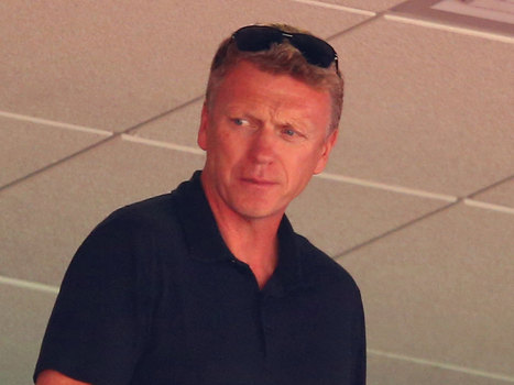 David Moyes targets return in Champions League following Manchester United ... - The Independent   Champions League   Scoop.it