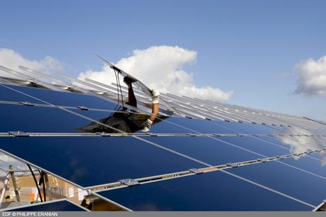 Le parc photovoltaïque français atteint 3000MW | Le groupe EDF | Scoop.it