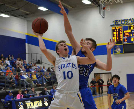 Crane grinds out win against Morrisville | Crane Pirate News | Scoop.it