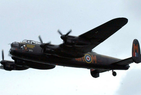 Lincolnshire will always remember the Aussie bomber squadrons even if they ... - Lincolnshire Echo | 460 Squadron - Bomber Command: 1942-45 | Scoop.it