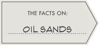 The Facts on Oil Sands | Oil Sands | Scoop.it