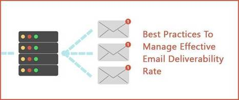 Best Practices To Manage Effective Email Deliverability Rate | best email marketing Tips | Scoop.it