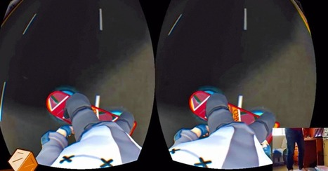 Oculus Rift Now Lets You Ride the 'Back to the Future' Hoverboard | Developing Apps | Scoop.it