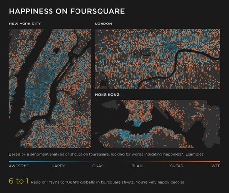 Wow! The foursquare community has over 10,000,000 members! | Foursquare Blog | mobile | Scoop.it