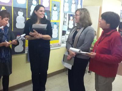 Walking the Learning Walk   Coaching Teacher Leaders   Scoop.it