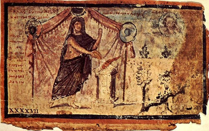 Homer and New Book Technologies: Antiquity to Present | Ed-tech, Padagogy, and Classics Stuff | Scoop.it