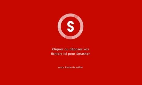 Smash : un outil pour envoyer des fichiers gratuitement (sans limite de taille) | Outils Community Manager | Scoop.it