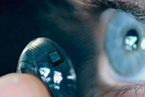 Samsung smart contact lenses take photos in the blink of an eye | Tourism Social Media | Scoop.it