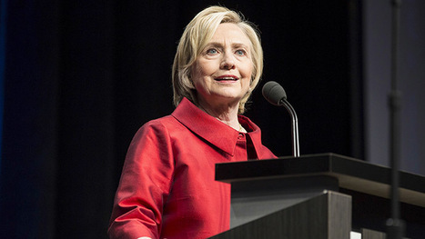 Hillary Clinton rakes in more than $45 mn in 1st quarter | ProNews | Scoop.it