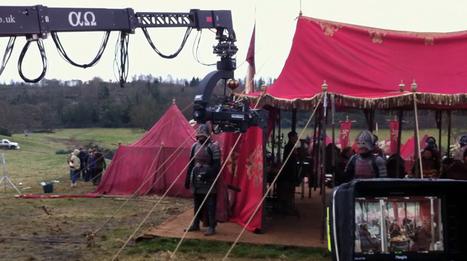CGSociety - SSVFX Game of Thrones   Filmmaking Equipment   Scoop.it