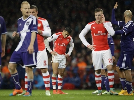 Arsenal squandered a golden opportunity to book their place in the Champions League | websites | Scoop.it