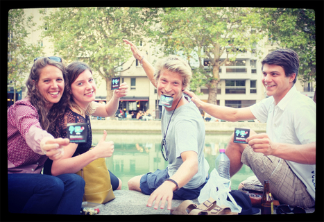 Nous avons pitché sur le canal Saint Martin ! | le blog de blacklistic.fr | Ils parlent de blacklistic | Scoop.it