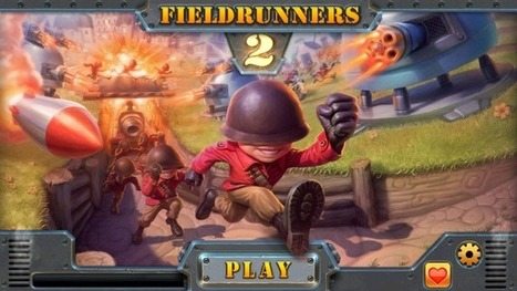 Fieldrunners 2 est enfin disponible sur Android | Geek & Fun | Scoop.it