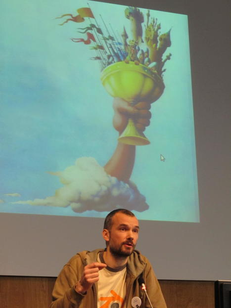 Julien Deswaef (aka xuv), Artisan, Technologist... on Hardware Hack Lab | Digital #MediaArt(s) Numérique(s) | Scoop.it