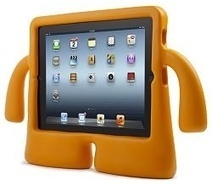 Extreme bescherming: 6 iPad-cases die tegen een stootje kunnen | Bachelorproef Ipad Ticha | Scoop.it