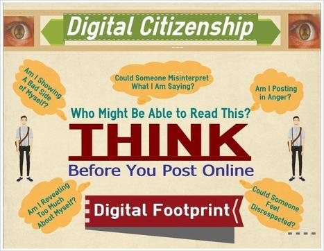 Digital Citizenship | DIGITAL CITIZENSHIP | Scoop.it