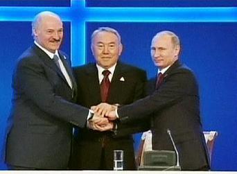 Russie, Kazakhstan, Belarus donnent naissance à l'Union économique eurasiatique | Le Monopoly Mondial | Scoop.it