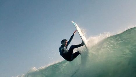 Slashing Waves on Sustainable Surfboards | Environmental Innovation | Scoop.it