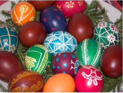 EASTER EGGS: Not Too Late to Try Decorating Your Own | Avant-garde Art & Design | Scoop.it