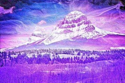 The Mountain...w/artistry of Colin Hall | Poetry for inspiration | Scoop.it