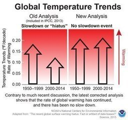There Was No Global Warming 'Hiatus,' 40-Study Review Concludes | Sustain Our Earth | Scoop.it