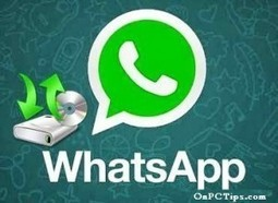 How to Backup WhatsApp Messages on Android Phone and Email | OnPCTips | Scoop.it