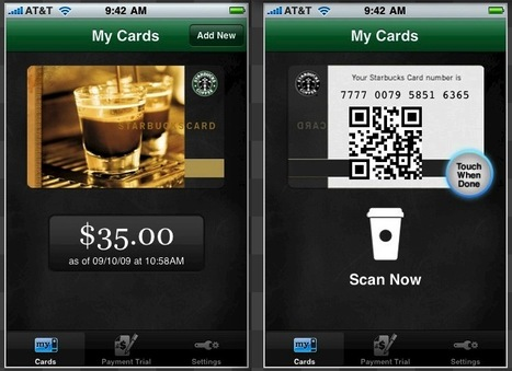 How Starbucks is taking mobile marketing to the next level | QRiousCODE | Scoop.it