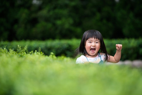 18 Things Little Kids Know About Happiness | Port Credit to Clarkson Community Corridor | Scoop.it