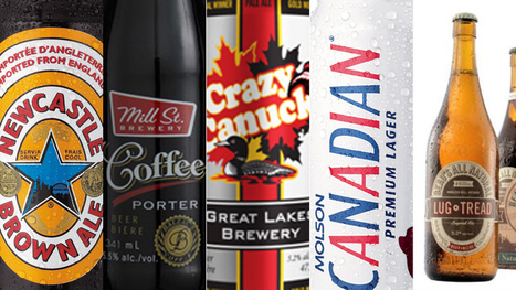 5 types of beer that shaped Canadian history - Ottawa - CBC News | Food and Beer Ottawa | Scoop.it