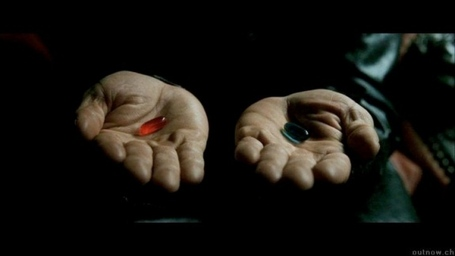 The Blue Pill or the Red Pill | Voices in the Feminine - Digital Delights | Scoop.it