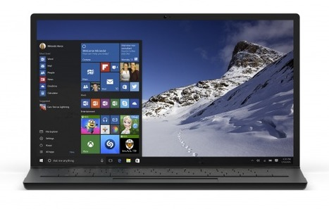 Hello World: Windows 10 Available on July 29 | Trucs et astuces du net | Scoop.it