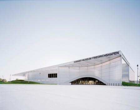 [Friedrichshafen, Germany] Dornier Museum / Allmann Sattler Wappner Architekten | The Architecture of the City | Scoop.it