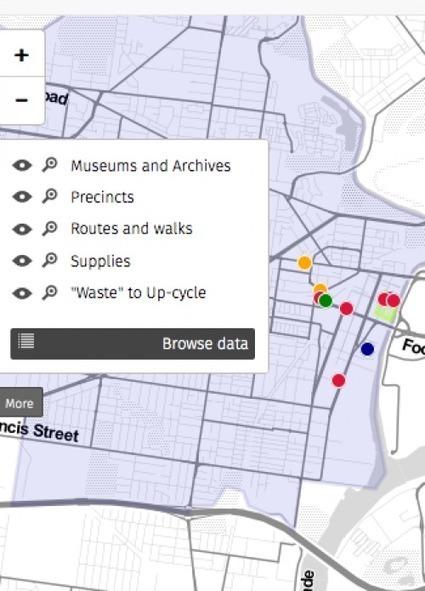 Maribyrnong Maker Map (M3) | Peer2Politics | Scoop.it