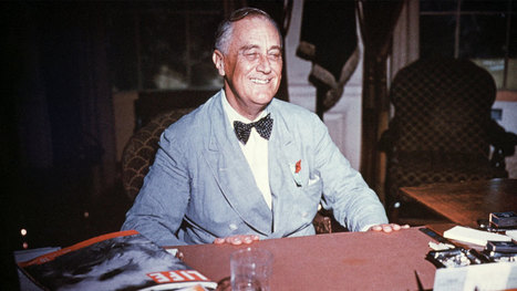 What FDR Knew About Managing Fear in Times of Change | Change Consultancy and Learning Programmes | Scoop.it