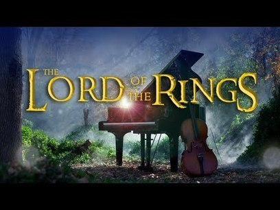Lord of The Rings - The Hobbit (Piano/Cello Cover) - ThePianoGuys   2am Traffic Blog   Scoop.it