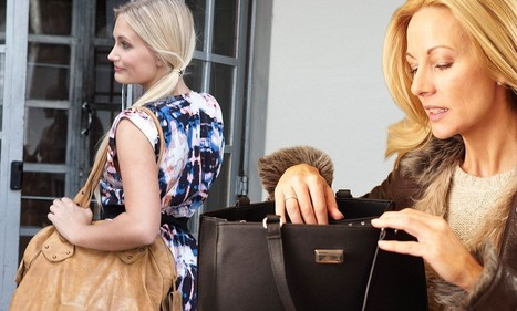 What's in YOUR handbag? E.coli, deadly bacteria - and excrement | Kickin' Kickers | Scoop.it